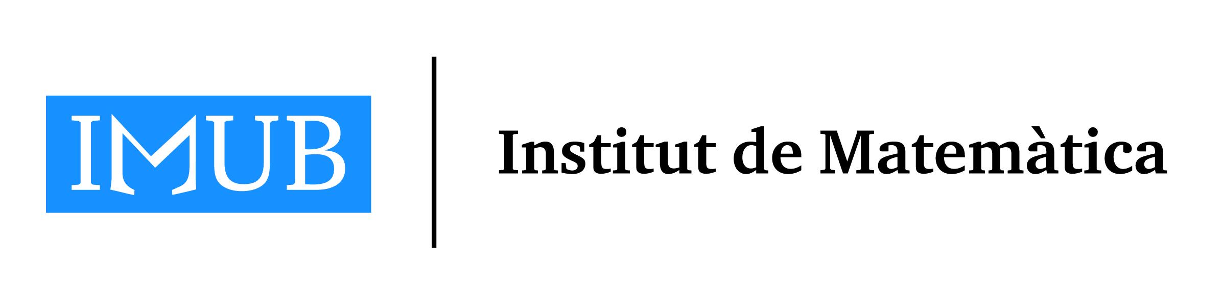 Institut de Matematica logo
