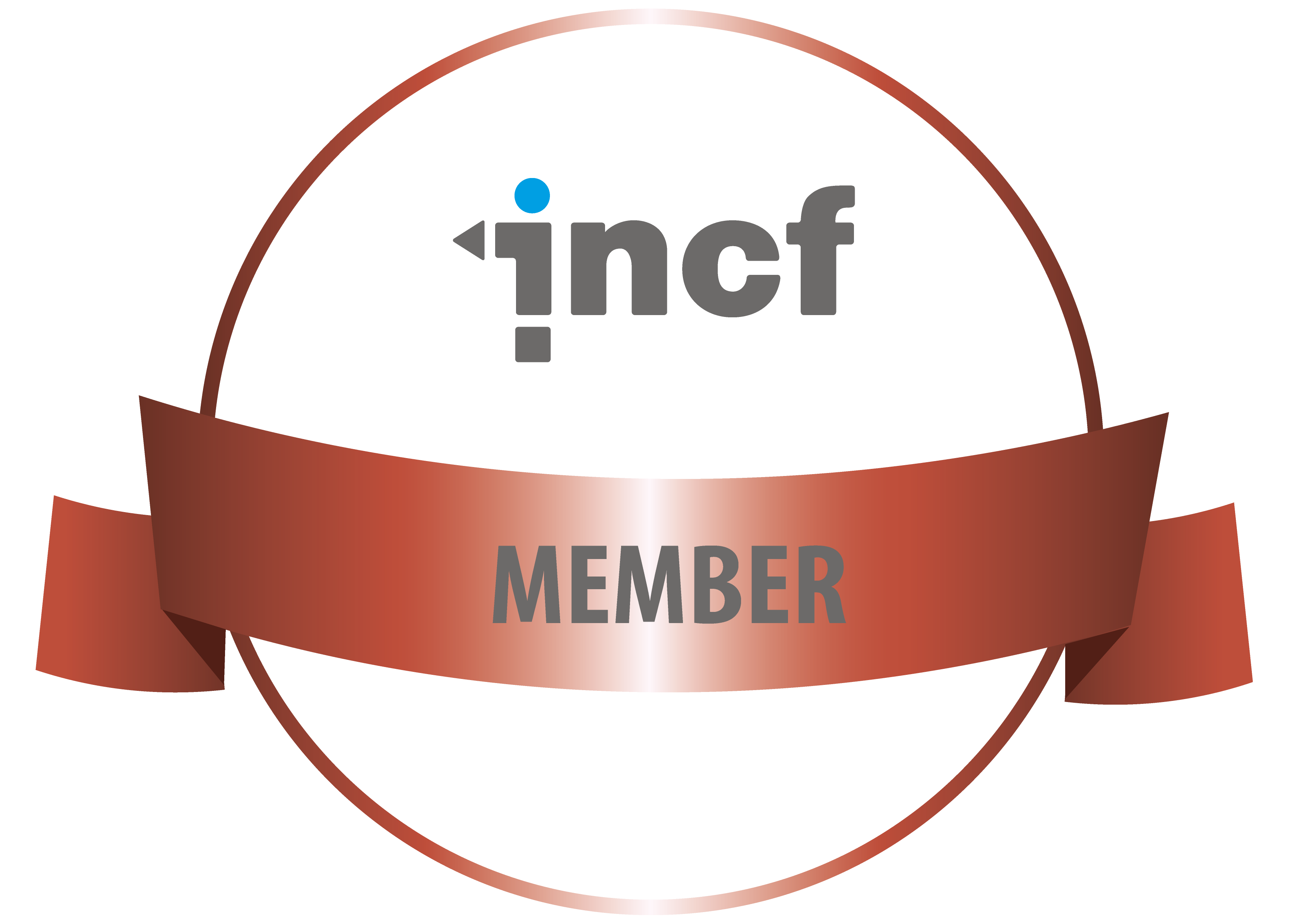 OCNS is a copper member of the INCF